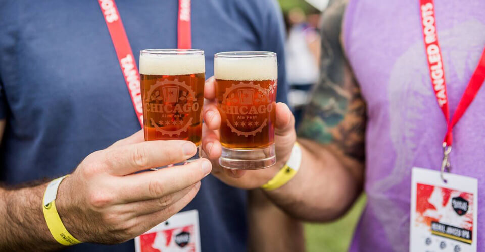 Lou Dog Events hosts beer festivals all over Chicagoland