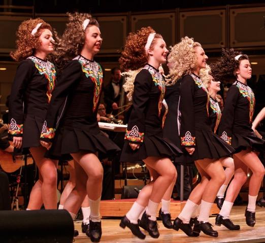 Free Irish Dance Classes In Lexington: The St. Patrick's Day Season With The Trinity Irish