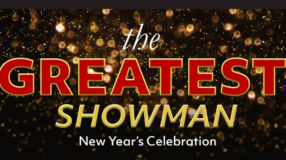 carnival guests are invited to ring in the new year with the greatest showman themed live entertainment including a dj ringmater aerialists